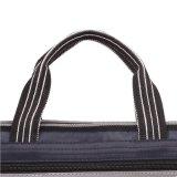 Mode classique de la Papeterie sac sac d'affaires et un sac à main avec fermeture à glissière