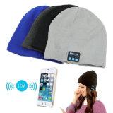2017 нового дизайна моды Custom зимой Bluetooth Bluetooth Beanie Red Hat/вязки