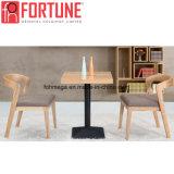 販売のためのほとんどの普及した現代木製のレストランの家具表(FOH-BCA18)