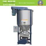 Máquina de Mxing/gránulos plásticos del color de Verticle