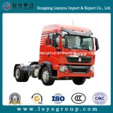 Camion del trattore di Sinotruk HOWO-T5g 346HP 4X2