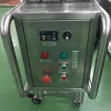 Mantenha a máquina de mistura de pré-aquecimento quente