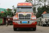 La carrozza lunga/lungamente arrotonda la punta di/lungamente camion capo del trattore della testa del camion del trattore di FAW /Jiefang 420HP 6X4