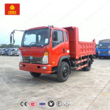 Autocarro a cassone del fornitore 4X2 8ton dello scaricatore della Cina