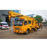 14m-18m Sinotruk HOWO 6 Wheels 16m, 18m Aerial Bucket Truck 22m High Altitude Operation Truck Hydraulic Aerial Cage