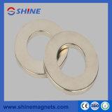 Ímãs de neodímio adaptados em forma de anel