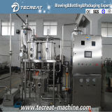 Completare la riga di riempimento gassosa automatica dell'imbottigliatrice della bevanda