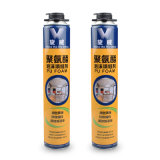 Signal Quality Fireproof Construction PU Foam Spray