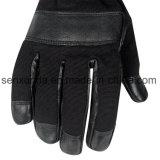 Breathable захватывая перчатка с кожей козочки