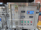 500 zg Electrodeionization ЭДИ Ultrapure из нержавеющей стали система подачи воды