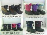 さまざまな子供の冬の熱の保存のブート、子供の雪のブート、幼児冬の靴