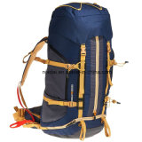 Blauer Trekking-Rucksack der Mann-50L
