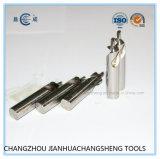 De alta calidad personalizado HRC45/55/60/65 el paso de HSS Brocas para perforación de alta velocidad se utiliza en torno CNC máquina de perforación o