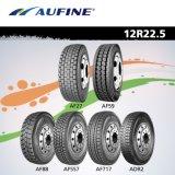 Pneumatico del camion di marca di Aufine con 11r22.5, 11r24.5, 295/75r22.5 e 285/75r24.5