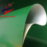 Cinghia di gomma del forte di verde del PVC trasportatore del nastro trasportatore