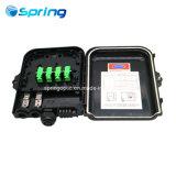 Odb 8 puertos de fibra óptica FTTH Caja de bornes de distribución