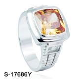 De nieuwe Model Zilveren Ring van de Juwelen van de Manier