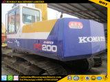Maquinaria de construcción usadas de excavadora Komatsu PC200-5 usadas de excavadora Komatsu PC200-5