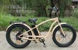 Favorito de los hombres de Estilo Fresco bicicleta eléctrica con el neumático Fat