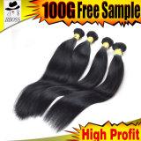 Навальные продукты волос бразильских волос популярны