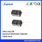de Elektrolytische Condensator Met lange levensuur van het 1.8UF400V 10000hours Aluminium