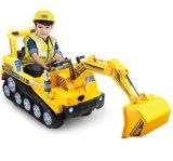 Hot Sale Kids ride sur la voiture jouet de l'excavateur