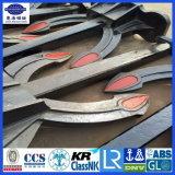 Ancla de Spek del barco del acero de carbón CB711-95 6900kgs