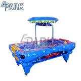 UFO 디자인 공기 하키 테이블 전자 스포츠 표 게임 기계