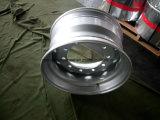 Колесо трейлера тележки высокого качества стальное, оправа колеса, стальные оправы колеса тележки
