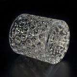 De rechte Gevormde Kruik van de Kaars van het Kristal met 10oz Capaciteit