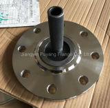 Фланец DIN2566 выкованный нержавеющей сталью продетый нитку с шеей (PY0065)
