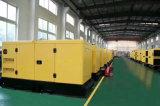 Weichaiの4打撃エンジンを搭載する無声発電機100kw 125kVAのディーゼル発電機