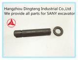 Sostenedor 12657353p del diente del compartimiento de Sany para el excavador hidráulico de Sany Sy135 Sy195 Sy205 Sy215