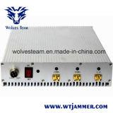 Мощный Jammer 8 антенн для UHF VHF GPS WiFi мобильного телефона