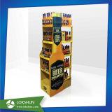 Étalage debout libre de commerce de détail de présentoir de vitamine