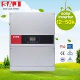 Инверторы трехфазной решетки SAJ 15KW 3MPPT IP65 солнечные с европейским утверждением качества