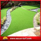 Hierba de alfombra falsa Anti-ULTRAVIOLETA barata para el jardín y ajardinar
