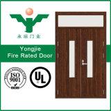 Porta antincendio Rated buon di prezzi di entrata di legno interno del portello con il certificato dell'UL