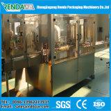 Ligne automatique approuvée de machine de remplissage de boisson de bidon en aluminium de la CE