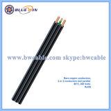 Hpn câble câble plat flexible Veste CPE UL62 Utilisation sur des appareils