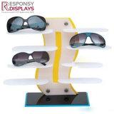 صنع وفقا لطلب الزّبون مصنع واضحة و [كونترتوب] غنيّ بالألوان أكريليكيّ نظّارات شمس [ديسبلي رك]