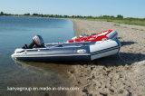 Liya 2.0m-6.5m caoutchouc gonflable Bateau pour la vente de bateaux de pliage