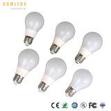 9W E27/B22 A60 Lámpara LED para el hogar con CE