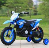 Giro elettrico della motocicletta della bici della sporcizia del dispositivo usato per disturbare della motocicletta 6V dei capretti sul motocross