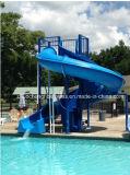 Nuevas diapositivas de agua de la piscina