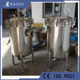De sanitaire Filter van de Zak van het Roestvrij staal Multi