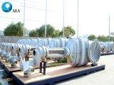 보닛이 유연한 쐐기(wedge) 게이트 밸브 API 탄소 강철에 의하여 플랜지를 붙였다 도망했다