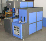 Máquina de sopro do frasco Semi automático do animal de estimação com baixo preço