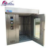 De de commerciële Diesel van het Rek van het Baksel Roterende/Oven van het Gas voor Voedsel, Cake, Buscuit, Croissant