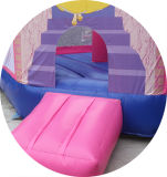 Heißer Verkaufs-preiswerte Prinzessin Inflatable Bouncing Jumping Castles für Miete